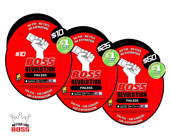 How to Make International Calls With BOSS Revolution Calling
