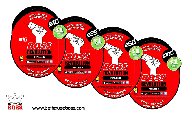 BOSS Revolution access number Boston Texas