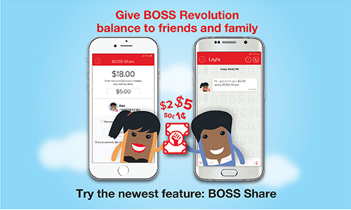 Give Boss Credit Better Use Boss