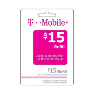 tmobile prepaid card