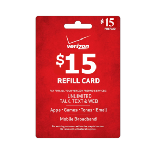 verizon pay as you go phone plan