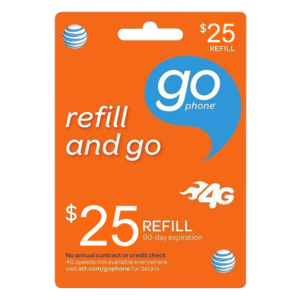 at&t pay as you go