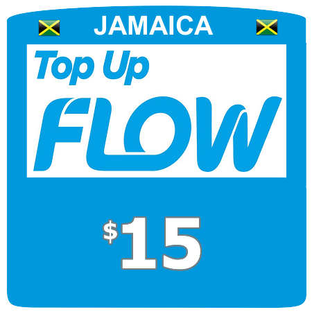 $15 Flow (Lime) top up