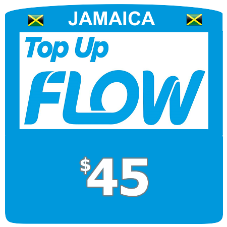 $45 Flow (Lime) top up