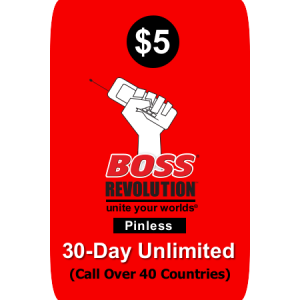 BR Unlimited Long Distance calling